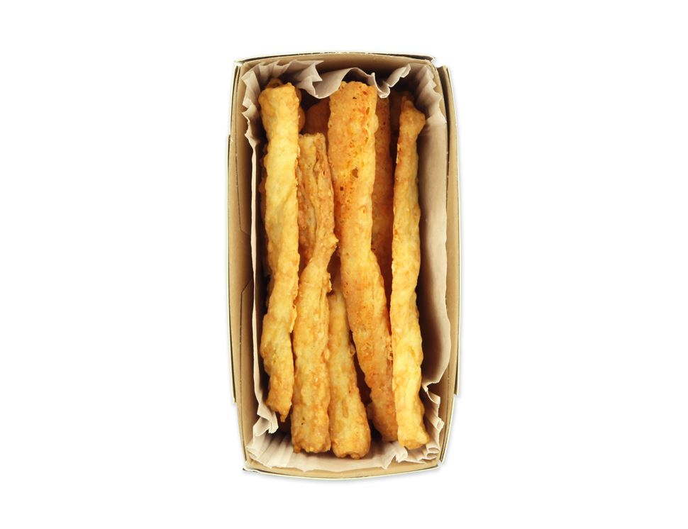 Cheese Straws, Organic, Authentic Bread Company (100g)