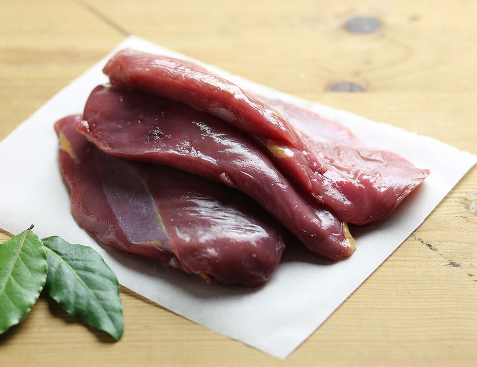 Wild Pheasant Breasts (pack of 4)
