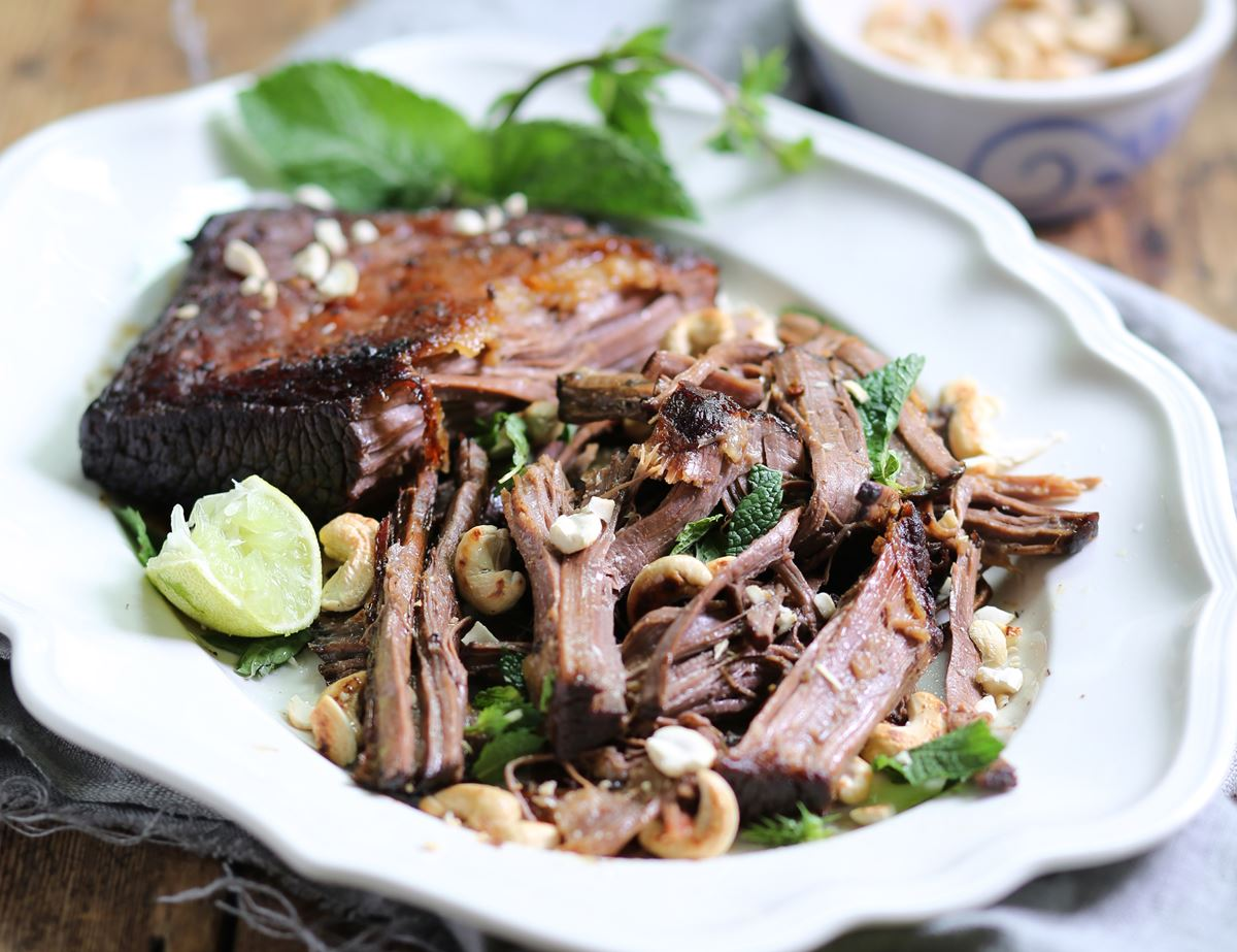 Thai Red Curry Roast Brisket