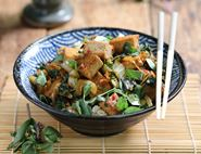 Sweet Soy Vegetable Stir-Fry
