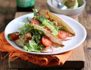 Quick & Crunchy Fish Tacos with Smashed Avocado