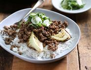 Speedy & Spicy Northern Thai Mince