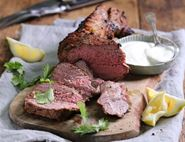 Tandoori Barbecued Leg of Lamb