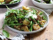 Scandinavian Beef & Potato Hash