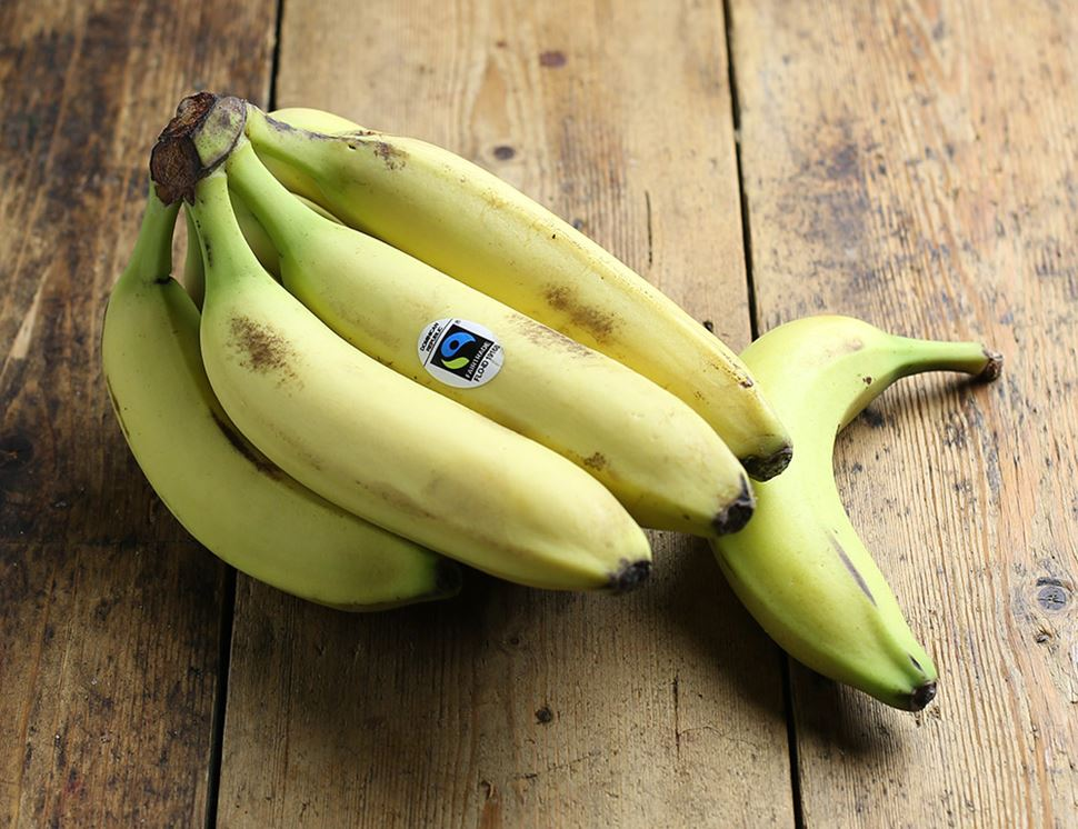 Bananas, Fairtrade, Organic (8 pieces)