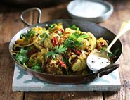 Tandoori Cauliflower with Daal