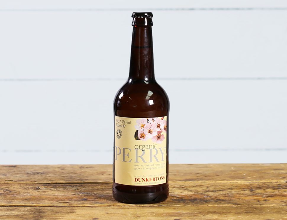 Dunkertons Perry, Organic (500ml)