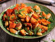 Spanish Sweet Potato Salad