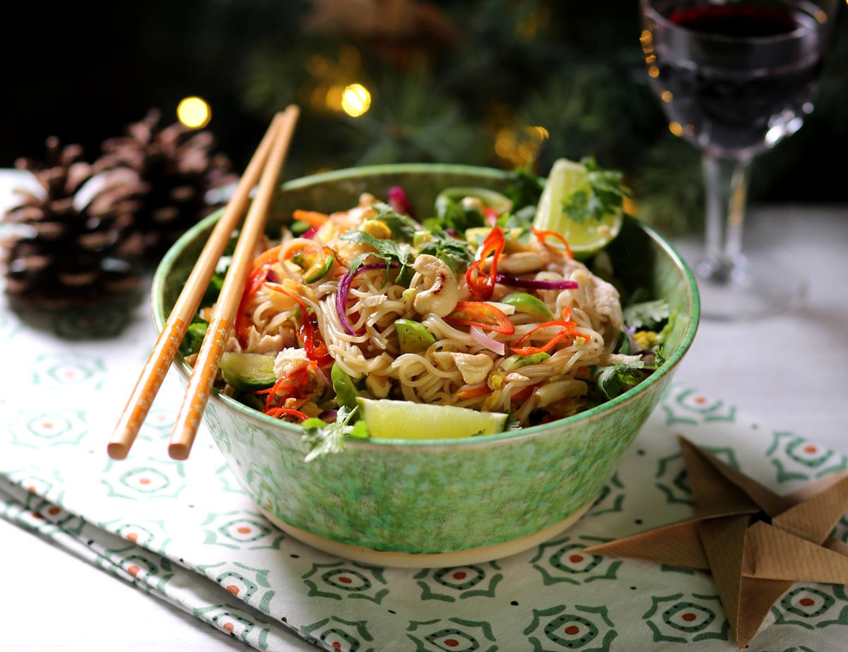 Boxing Day Pad Thai