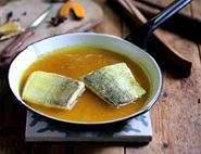 Golden Fish in Turmeric Broth