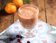 Cranberry & Clementine Crush Smoothie