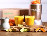 Carrot, Coconut & Turmeric Smoothie