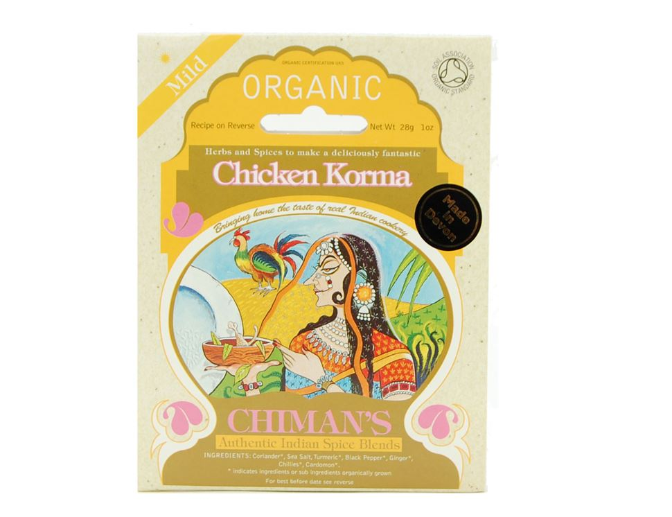Chicken Korma Spice, Chiman's (26g)