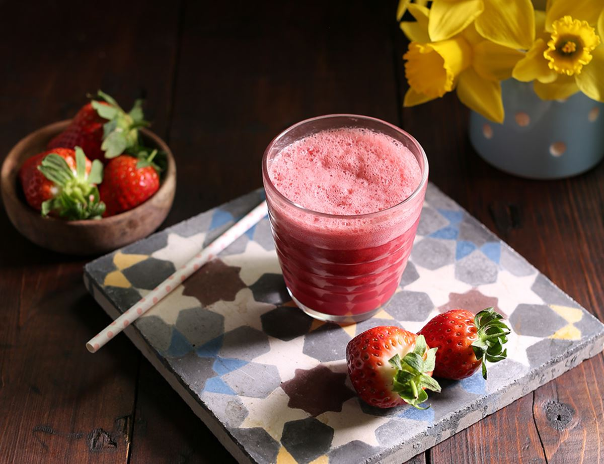 Choc-o-Beet Treat Smoothie