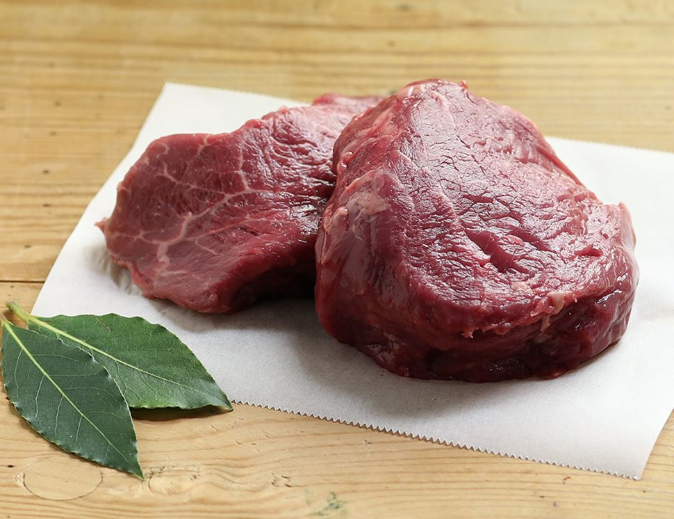 Fillet Steak, Organic (340g, pack of 2)