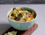 Summer Vegetable Pho
