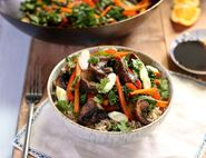 Portobello & Five Spice Stir-Fry