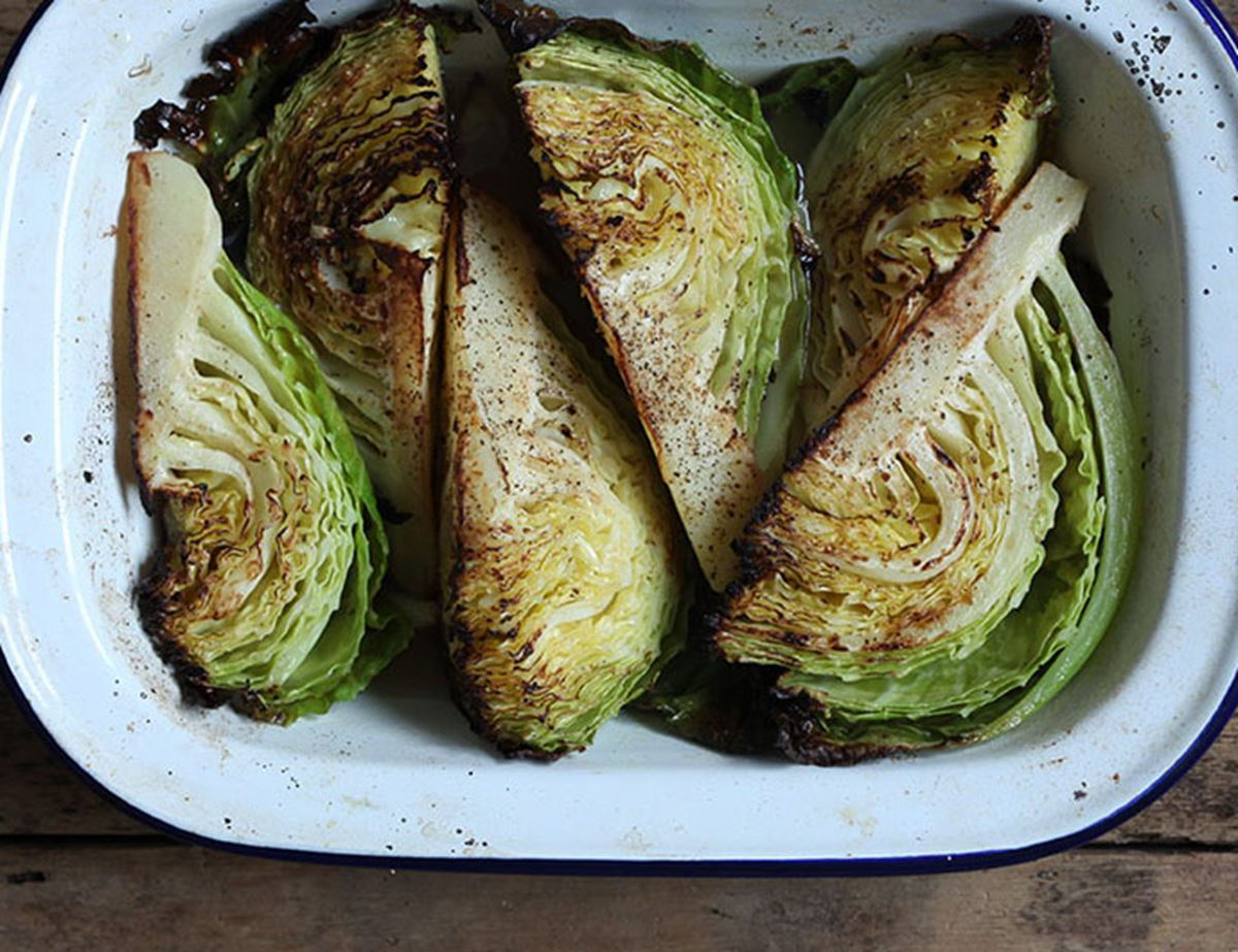 Dial-a-Cabbage Wedges