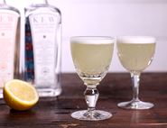 White Lady Gin Cocktails