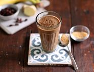 Chai Mylk, Banana & Raisin Smoothie