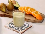 Pear, Avocado & Ginger Thickie Smoothie