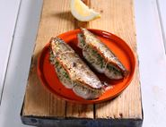 Lemon & Herb Herring Parcels