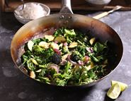 Thai Green Curry with Winter Greens