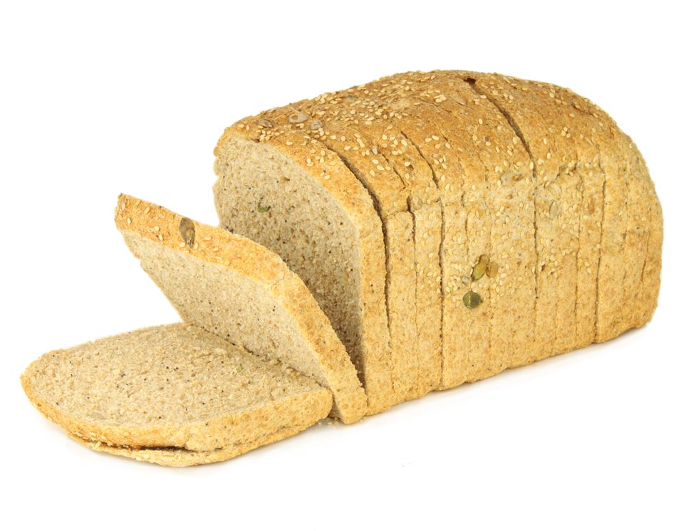 Mixed Seed Wholemeal Loaf, Sliced, Authentic Bread Co. (800g)