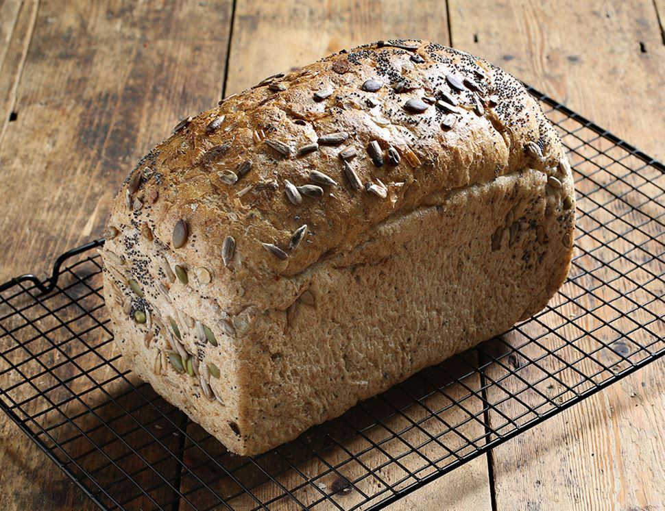 Mixed Seed Loaf, Organic, Authentic Bread Co. (800g)