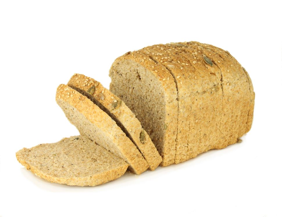 Mixed Seed Wholemeal Loaf, Sliced, Authentic Bread Co. (400g)