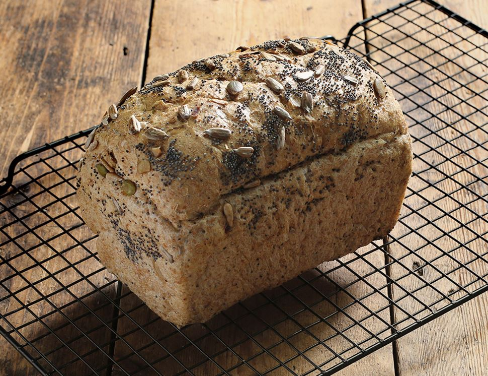 organic mixed seed loaf