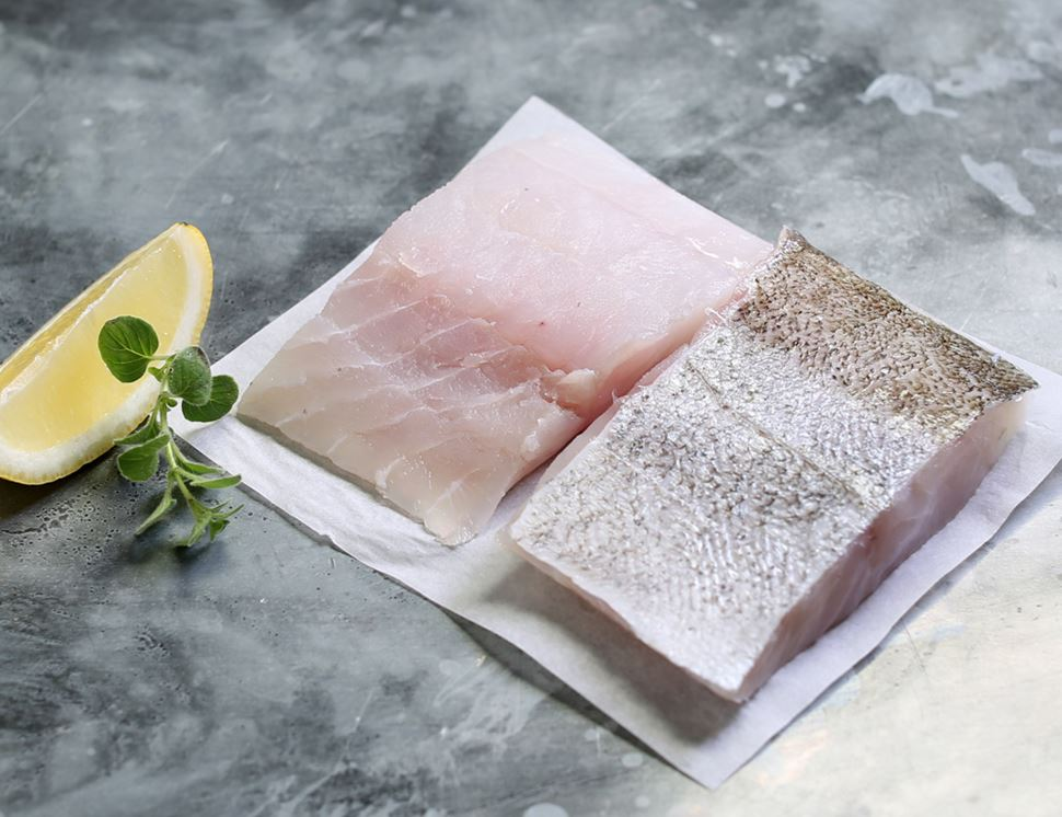 Pollack Fillets, Celtic Coast, pack of 2 (260g)