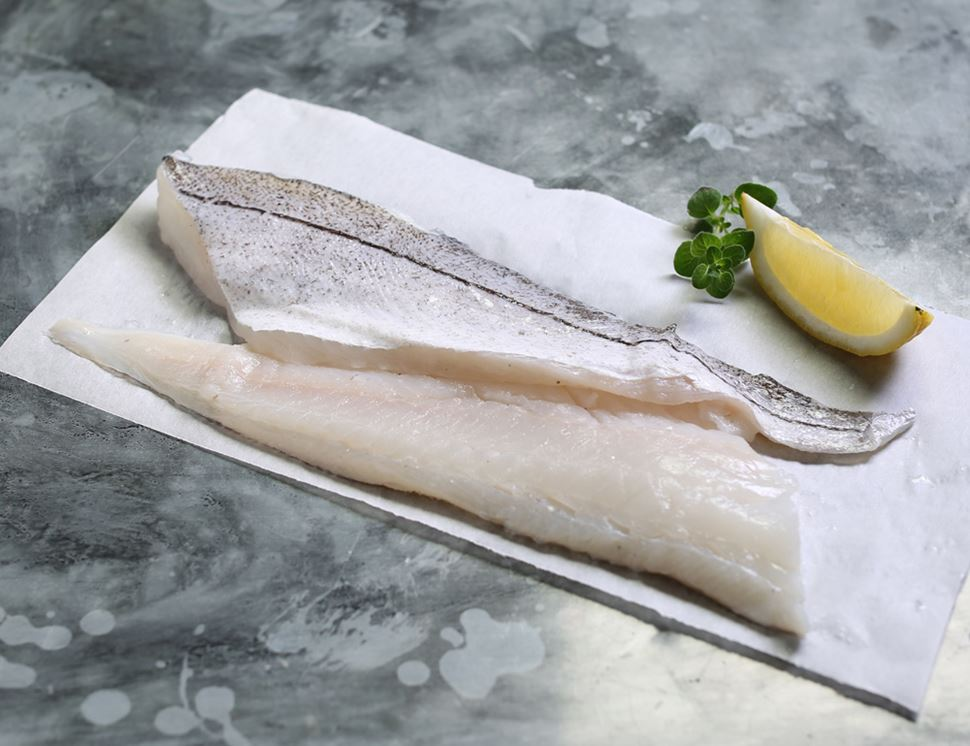 Haddock Fillets, pack of 2 (260g)