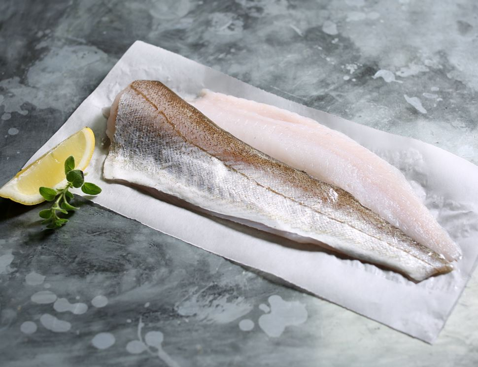 Whiting Fillets, pack of 2 (260g)