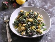 Gnocchi with Creamed Kalettes®