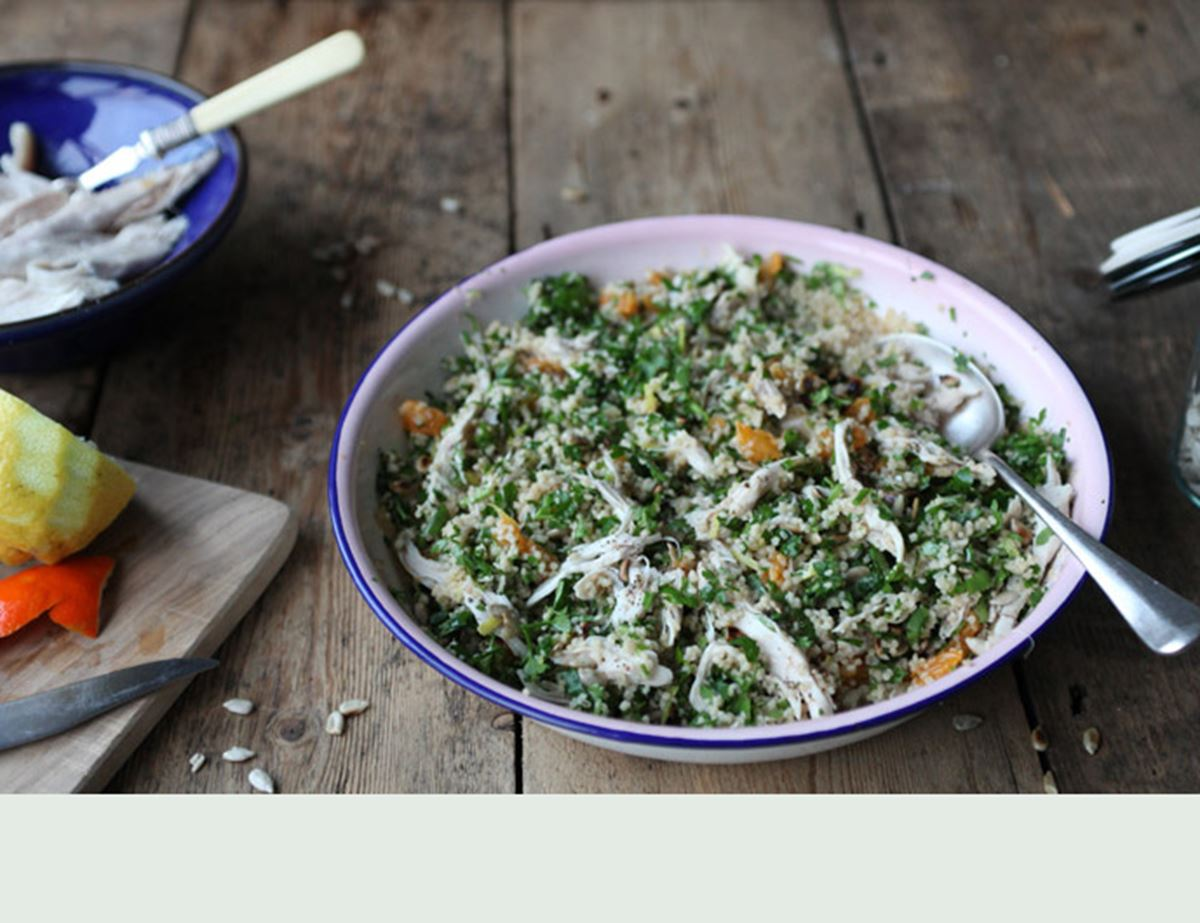 Secret Greens Tabbouleh