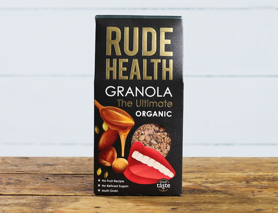 The Ultimate Granola, Organic, Rude Health (500g)