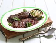 Spicy Thai Onglet Steaks