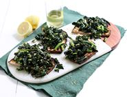 Bruschette with Cavolo Nero & Garlic
