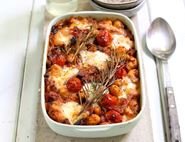 Baked Gnocchi with Nduja & Melting Mozzarella
