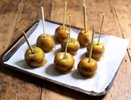 Russet Toffee Apples