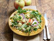 Apple, Cheddar & Celery Salad