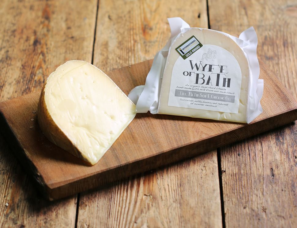 Wyfe Of Bath Cheese, Organic (200g)