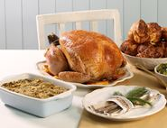 Roast Turkey with Clementine & Bay Butter