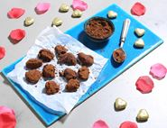 Chocolate Marmalaid Truffles