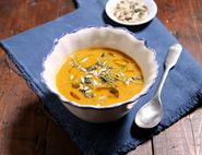 Roast Squash & Rosemary Soup