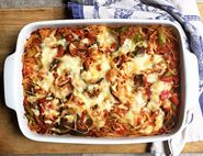 Anything Pasta Bake