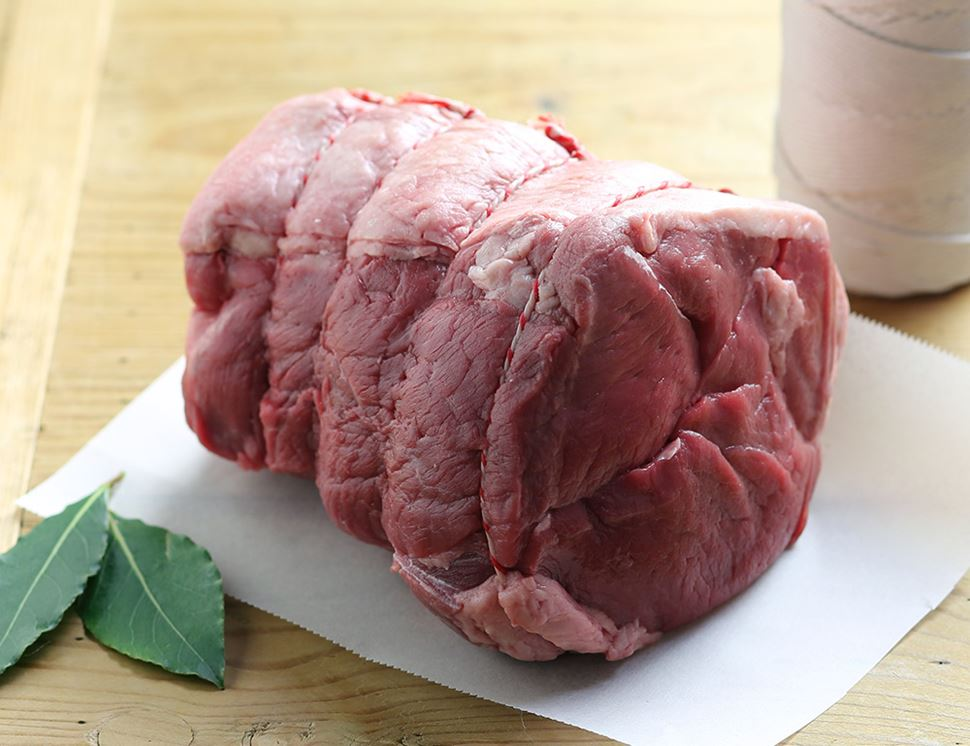 Topside Joint, Boned & Rolled, Organic (1.0kg avg)