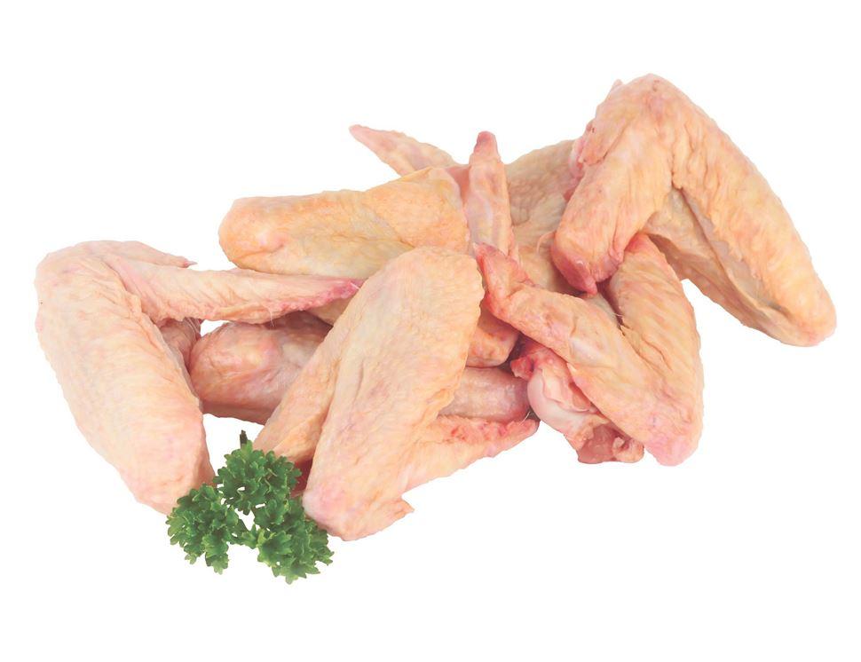 Raw Chicken Wings | ww... Undercooked Chicken Wings