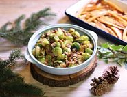 Sally's Brussels Sprouts with Pancetta & Chestnuts